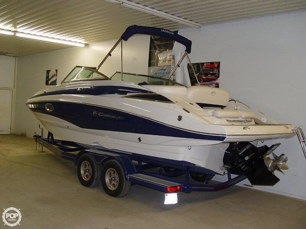 Used Crownline E4 Deck Boat For Sale