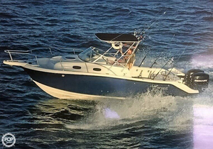 Used Mako 253 WA Walkaround Fishing Boat For Sale