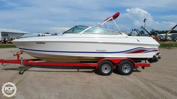 Used Thunderbird/formula 2270 Falcon High Performance Boat For Sale