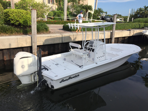 Used Seahunter 24 Center Console Fishing Boat For Sale