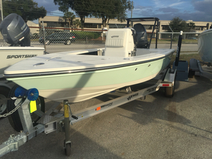 New Hewes Flats Fishing Boat For Sale