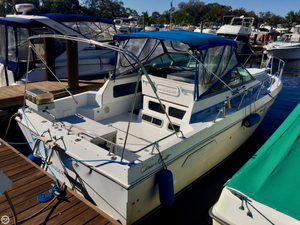 Used Chris-Craft Amerosport 336 Express Cruiser Boat For Sale