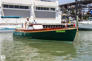 Used Elco Marine 24 Sport Launch Antique and Classic Boat For Sale