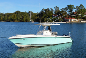Used Jupiter 27 Center Console Cuddy Center Console Fishing Boat For Sale