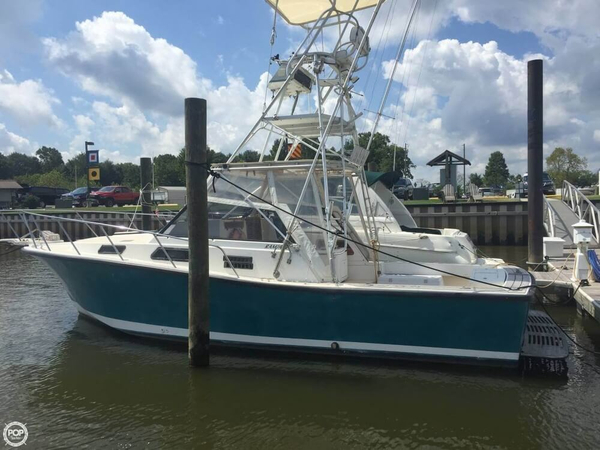 Used Rampage 31 Sportfish Express Sports Fishing Boat For Sale