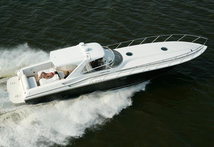 Used Fountain 48 Express Cruiser Boat For Sale