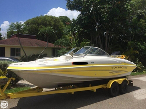 Used Tahoe 196 WT O/B Bowrider Boat For Sale