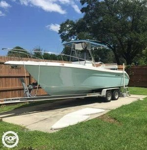 Used Cobia 244 Center Console Fishing Boat For Sale