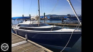 Used Macgregor 26M Sloop Sailboat For Sale