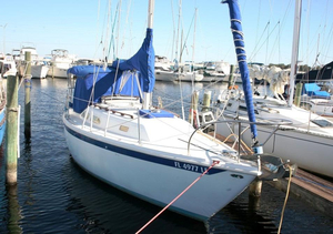 Used Ericson 27 Sloop Sailboat For Sale