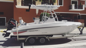 Used Pronautica Slam 660 Center Console Fishing Boat For Sale