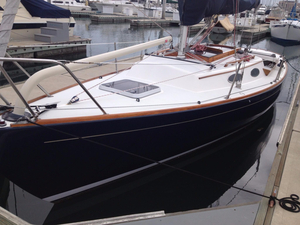 Used Alerion 28 Daysailer Sailboat For Sale