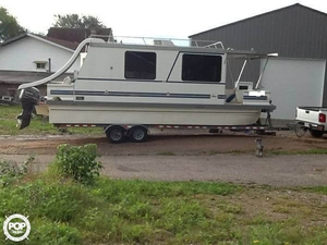 Used Catamaran Cruisers Lil Hobo 31 House Boat For Sale