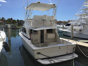 Used Bertram 36 Convertible Fishing Boat For Sale