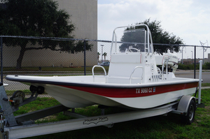 Used Shallow Sport 18 Sport Flats Fishing Boat For Sale