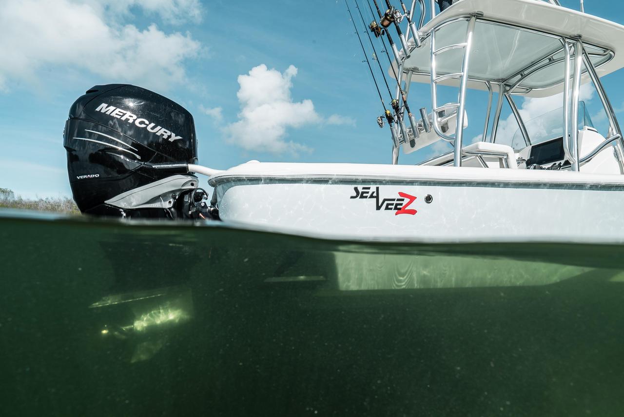 2015 Used Sea Vee 270Z Bay Boat For Sale -  149 000 - Key Largo  FL