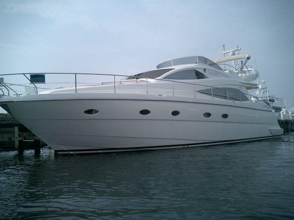 Used Aicon 56 Flybridge Motor Yacht For Sale