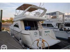 Used Maxum 4100 scb Cruiser Boat For Sale
