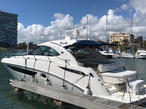 Used Sea Ray Sundancer 410 Sports Cruiser Boat For Sale