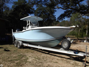Used Dusky Marine 23 CC Center Console Fishing Boat For Sale