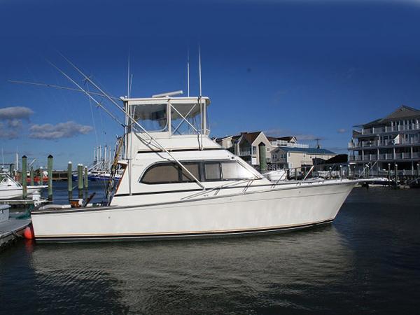 Used Egg Harbor Cruiser Boat For Sale