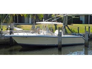 Used Pursuit Center Console Fishing Boat For Sale