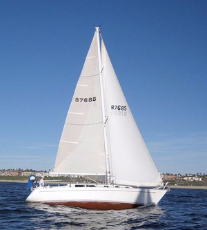 Used Cheoy Lee Pedrick 38 Sloop Sailboat For Sale