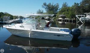 Used Sailfish 218 WAC Walkaround Fishing Boat For Sale
