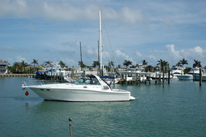 Used Sea Ray 37' Express Cruiser Express Cruiser Boat For Sale