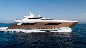 Used Tamsen Yachts 41M Motor Yacht For Sale