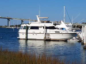 Used Hatteras 54 Motor Yacht Motor Yacht For Sale
