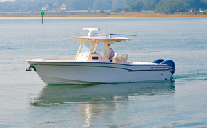 Used Grady White 306 HELM MASTER Center Console Fishing Boat For Sale