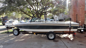 Used Supra 21 Vision Ski and Wakeboard Boat For Sale