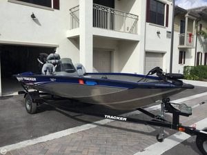 Used Bass Tracker Pro 175 TF Bass Boat For Sale