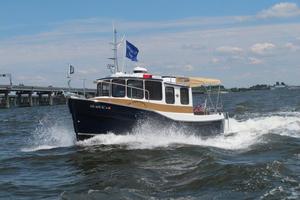 Used Ranger Tugs R25sc Tug Boat For Sale