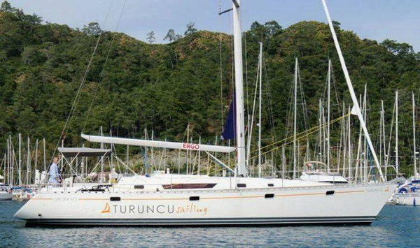 Used Dufour Gib'sea 43 Cruiser Sailboat For Sale