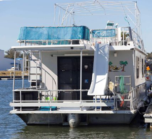 Used Stardust Cruisers Houseboat House Boat For Sale