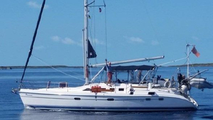 Used Hunter 456 Passage Cruiser Sailboat For Sale