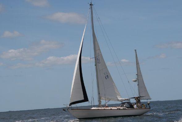 Used Block Island Bi 40 Yawl Cruiser Sailboat For Sale