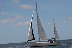 Used Block Island Bi 40 Yawl Cruiser Sailboat For Sale