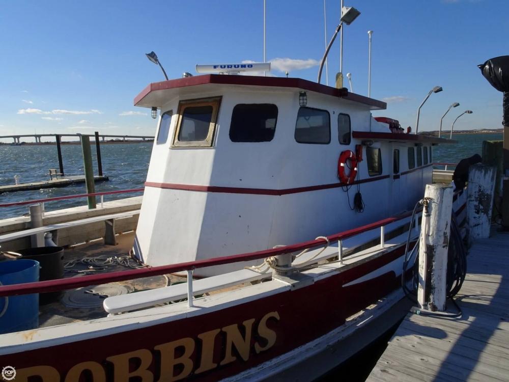 1973 used gillikin 59 passenger boat for sale 40 000 for Ocean city nj fishing charters