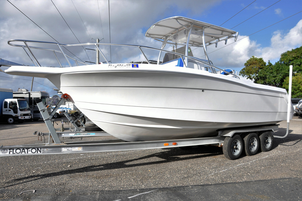 Used Four Winns 230 Sport Center Console Fishing Boat For Sale