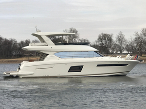 Used Prestige 620 Pilothouse Boat For Sale