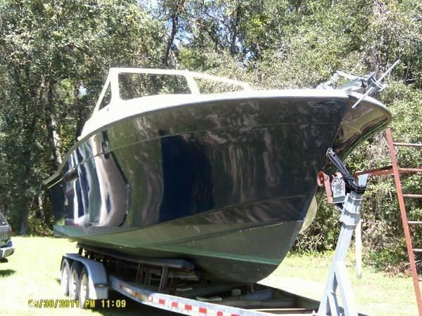 Used Uniflite 36 Express Cruiser Boat For Sale