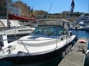 Used Pursuit OS 255 Offshore Cruiser Boat For Sale