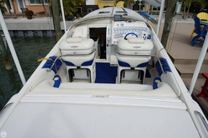 Used Scarab 38 AVS High Performance Boat For Sale