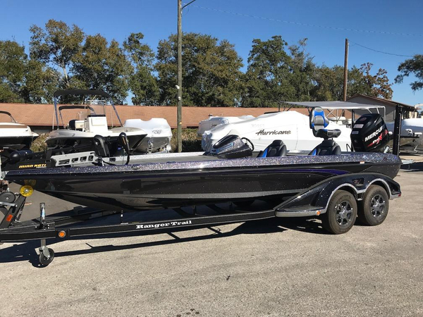 New Ranger Z521 Comanche Bass Boat For Sale