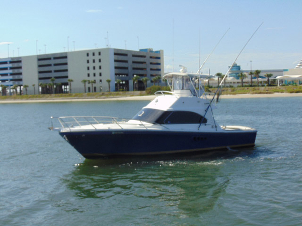 Used Black Watch Cruiser Boat For Sale