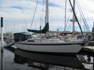 Used O Day 34 Cruiser Sailboat For Sale