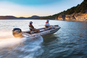 New Tracker Panfish 16 Bass Boat For Sale